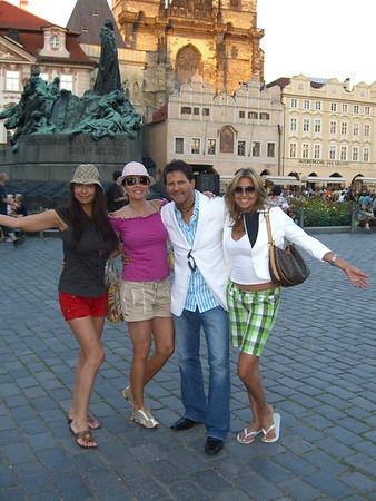 London & Prague