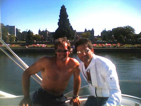 San Juan Islands & Seafair 2005